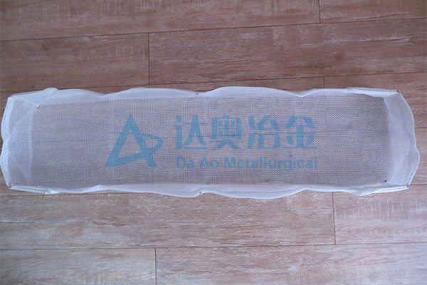 Aluminium Filtration Bag of Foundry Products for Ybak